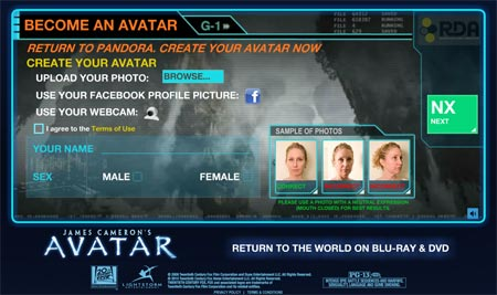 Become an Avatar
