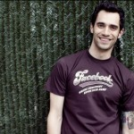 T-Shirt: Facebook, Where Everybody Knows Your Name