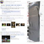 How to put duct tape over the Facebook sidebar