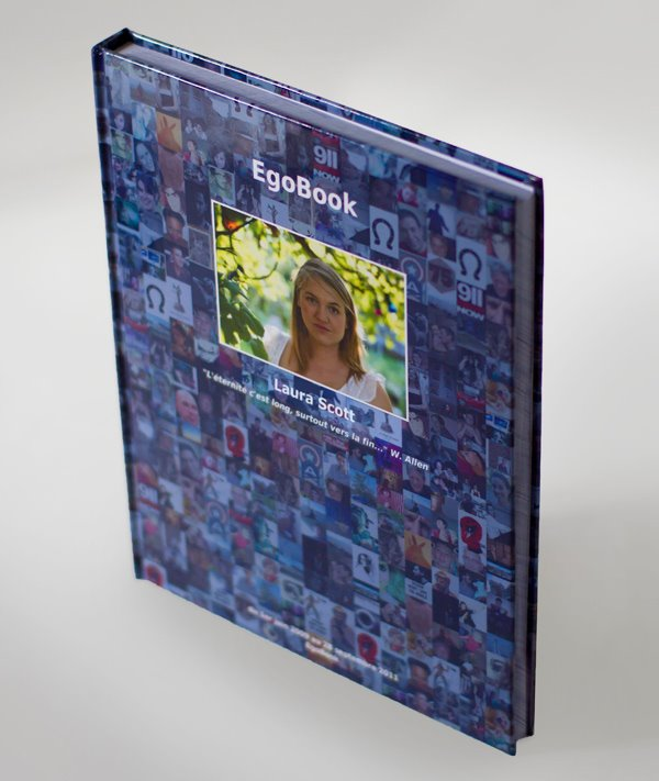 EgoBook Adds Hardcover Book Option