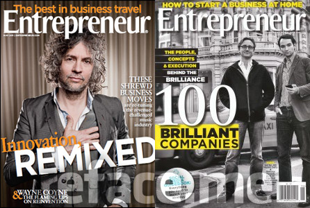 Free Facebook Ad Coupons in Entrepreneur Magazine 2011