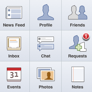 Facebook iPhone app updated to 3.03