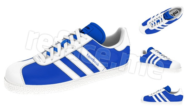 Facebook Adidas Shoes by Reface.me