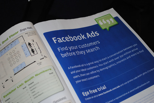 Free Facebook ads coupon code