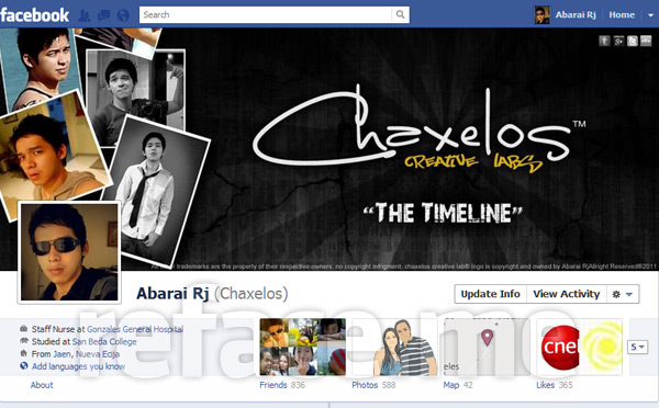 Facebook Timeline Cover Photos (Abarai RJ)
