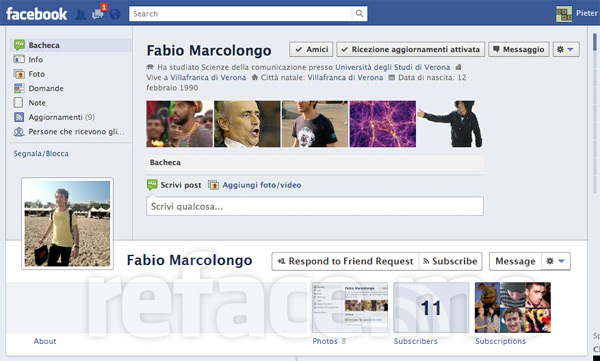 Facebook Timeline Cover Photos (Fabio Marcolongo)