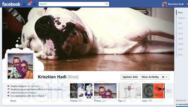 Facebook Timeline Cover Photos (Krisztian Hadi)