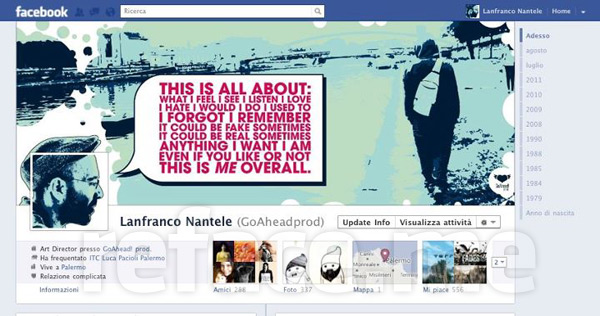 Facebook Timeline Cover Photos (Lanfranco Nantele)