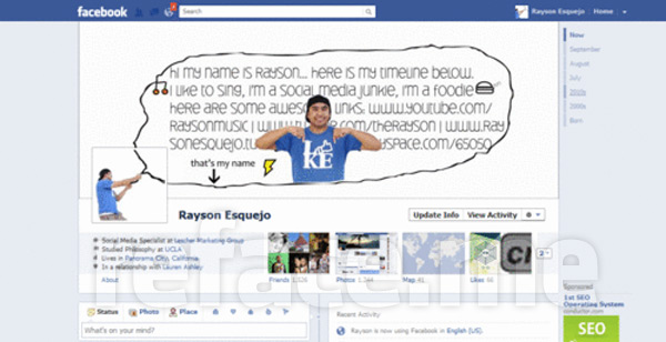 Facebook Timeline Cover Photos (Rayson Esquejo)