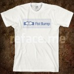 Facebook Fist Bump Button T-Shirt