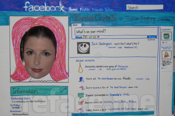 25 more Facebook Halloween costumes