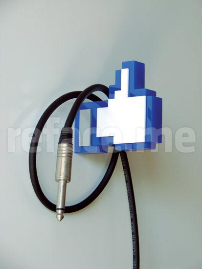 Facebook Thumbs Up Icon Coat Hanger