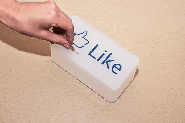 Facebook Like Tip Box