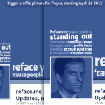 Bigger Profile Pictures For Facebook Pages Coming Next Week