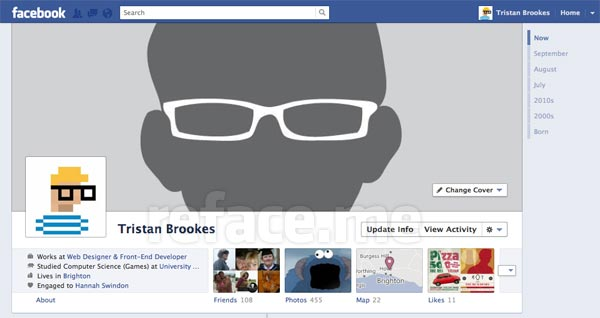 Facebook Timeline cover photo hack (2)