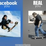 Facebook You Versus Real You