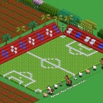 Farmville 3d soccerfield by unknown