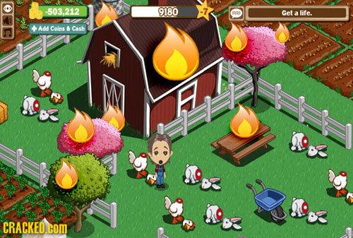 FarmVille April Fools'