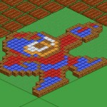 Farmville Megaman by Cody Digangi