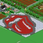Farmville Rolling Stones by Pusa Tufahija