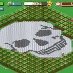 Farmville Skull by Lonny Amendolea