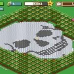 Farmville Skull by Lonny Amendolea