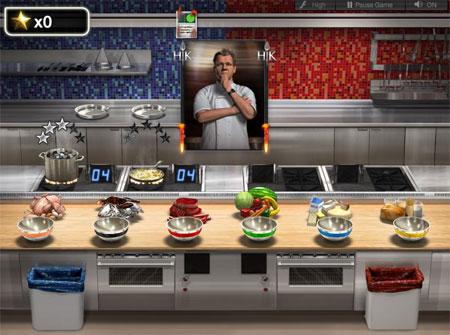 Good Hellu0027s Kitchen Facebook Game