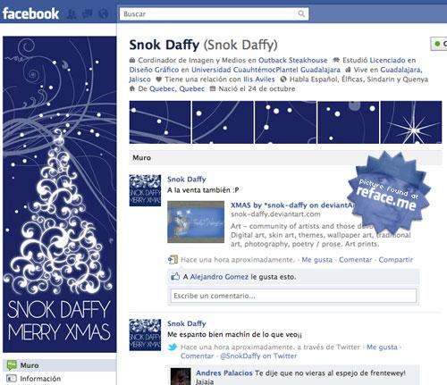 Merry Xmas Profile
