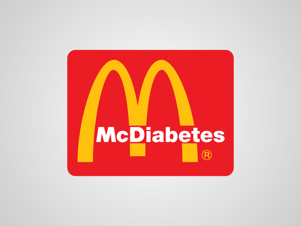 Honest McDonald's logo