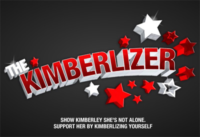 Kimberlizer - Tattoo 56 stars on your face like Kimberley Vlaeminck