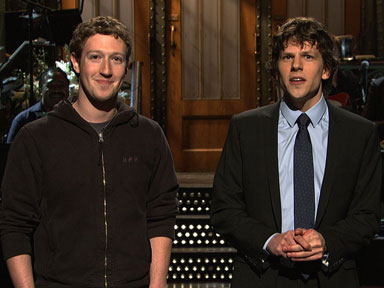 Mark Zuckerberg SNL