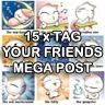 Tag your friends: 15 Facebook tag pictures