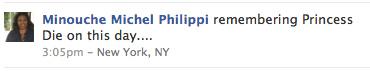 Michael Jackson Memorial Facebook Status Updates
