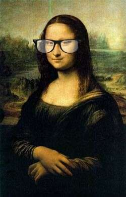 Mona Lisa Profile Pictures