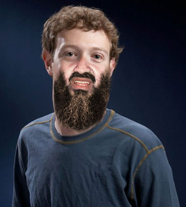 Osama Bin Laden Mark Zuckerberg