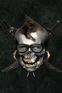 Pirates Skull Profile Picture