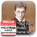 What's your Harry Potter name?