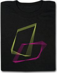 Windows 3.1 screensaver t-shirt