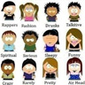 Tag your Facebook friends as South Park characters