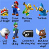 New Super Mario Bros Tag Picture