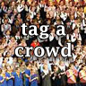 Wacko Wednesday: Tag your friends in crowds