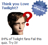 Facebook Fail Friday: Six Twilight Fails