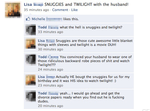 Twilight Facebook Fail