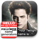 What's your Twilight vampire name?