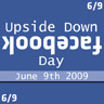 Upside Down Facebook Day: Interim Status Report