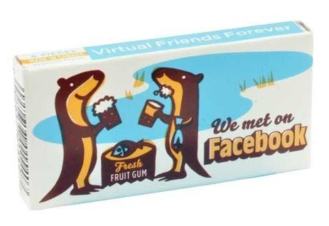 We met on Facebook GUM