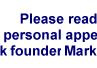 Mark Zuckerberg Profile Banner